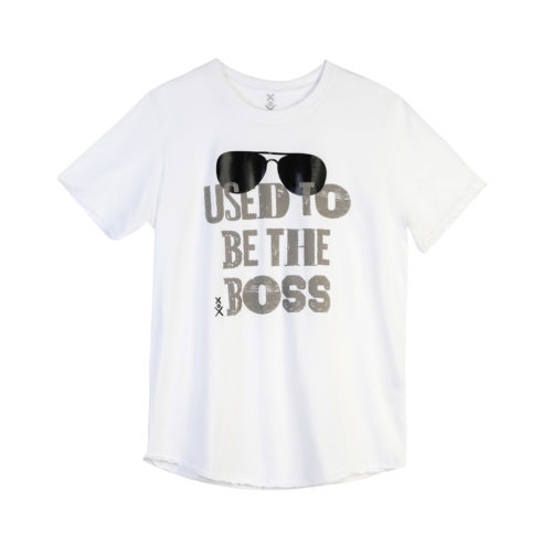 t-shirt boss man | Family Matching Clothes